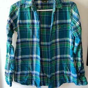 Women's Stine's Favorite Flannel Shirt-Classic